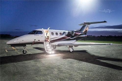 2014 Embraer Phenom 100E LV-HTK