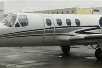1974 Cessna Citation 500 0199 N199JK
