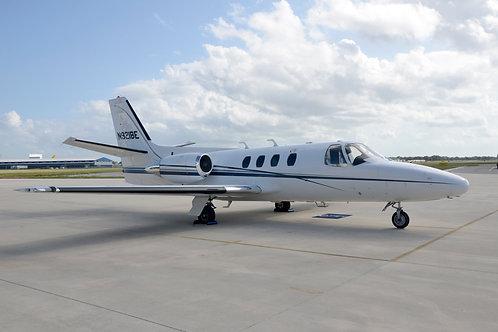 1981 Cessna Citation ISP 0174 N921BE