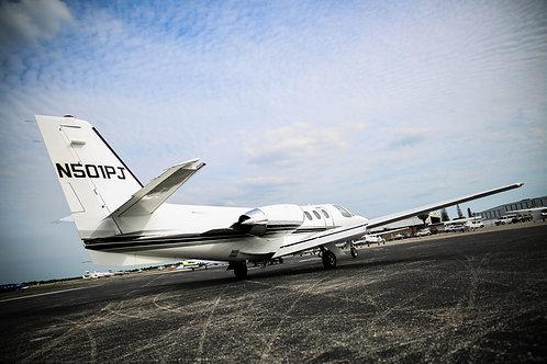 1979 Cessna Citation ISP 0111 N501PJ