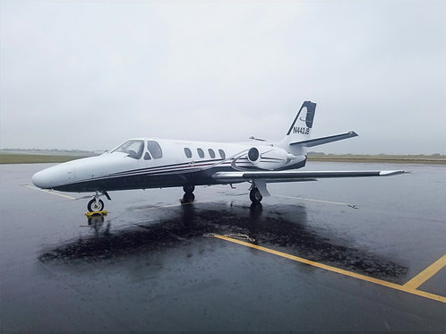 1973 Cessna Citation 500 0117 N442JB