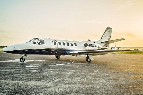 Cessna Citation 550-0033 N550CT