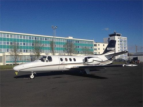 1975 Cessna Citation 500 0197 N316MW
