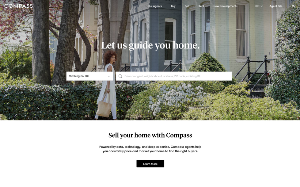 For Compass Realty Ad