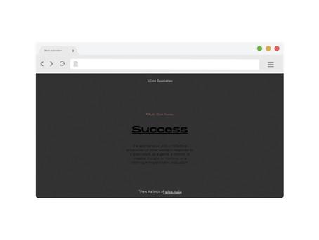 Word Association: Success