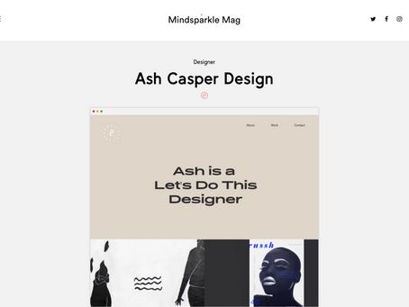 Mindsparkle Mag Feature