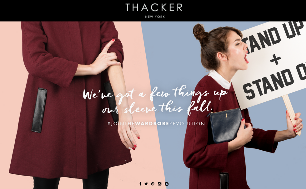 For Thacker NYC