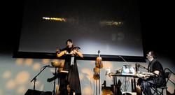 Live w/ live visualist + media artist R. Luke DuBois, SITE Santa Fe, New Mexico