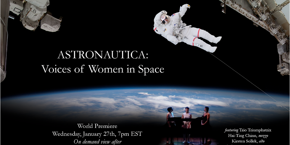 ASTRONAUTICA: Voices of Women in Space