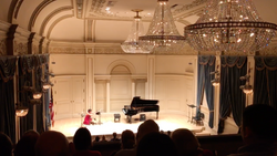 """Sons Nouveaux"" at Carnegie Hall, NYC"