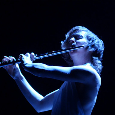 DENSITY 2036 w/ flutist Claire Chase