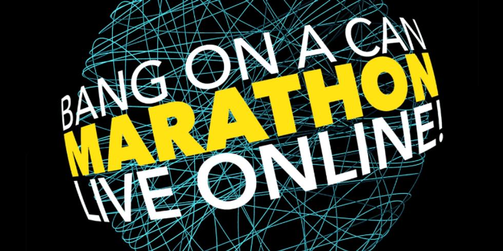 Bang On A Can Marathon
