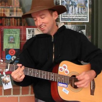 Gary Reid Music, Left Handed Guitarist