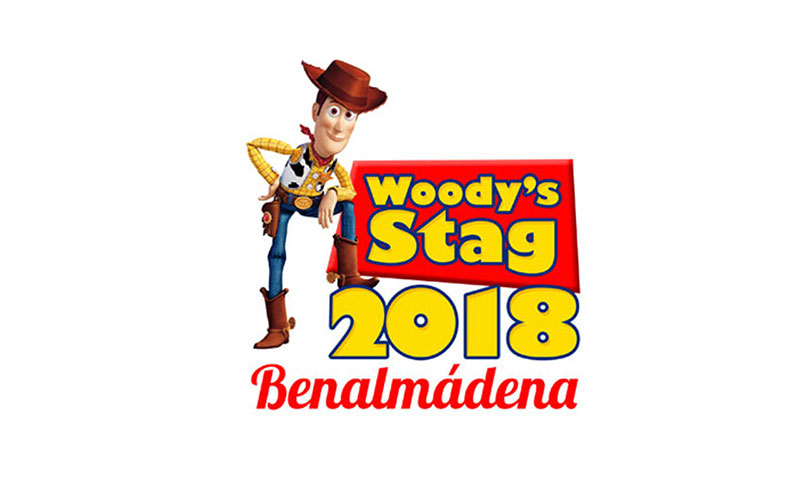 stag logo for weekend