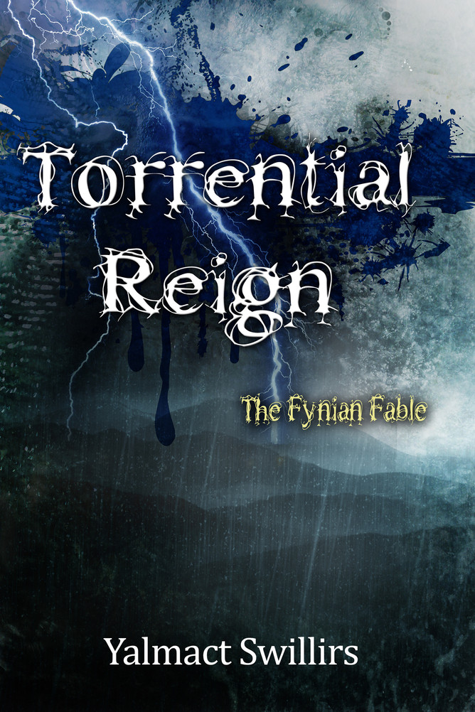 Torrential Reign Cover reveal!