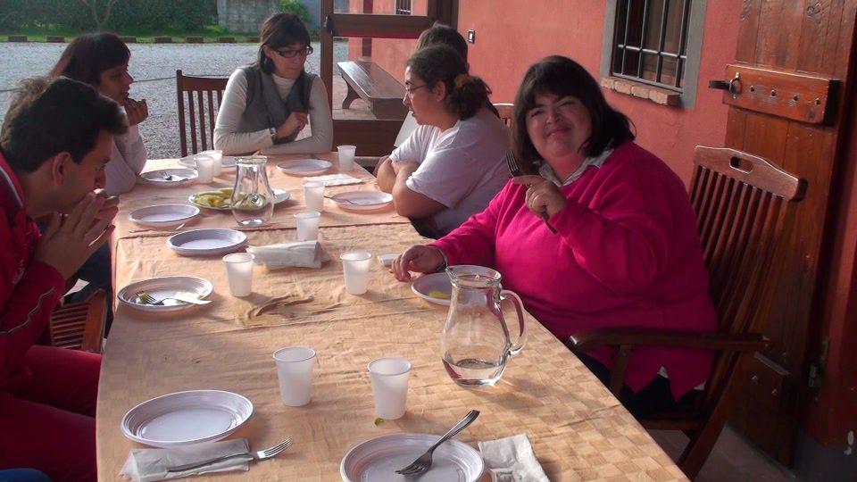 pranzo casa famiglia
