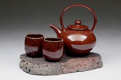 32 Lava Teapot