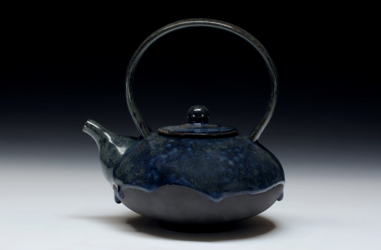 Matt Fiske Reduction Cooled Teapot