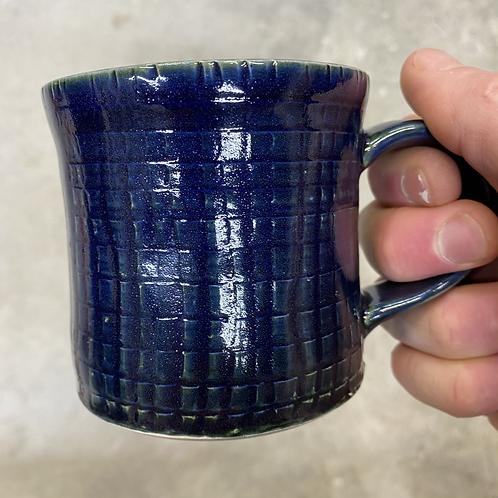 Galactic Blue Mini Mug