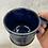 Thumbnail: Galactic Blue Mini Mug 3