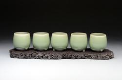 31 Basalt Green 5 Cups