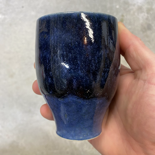 Galactic Blue Cup