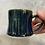 Thumbnail: Galactic Blue Mini Mug 5