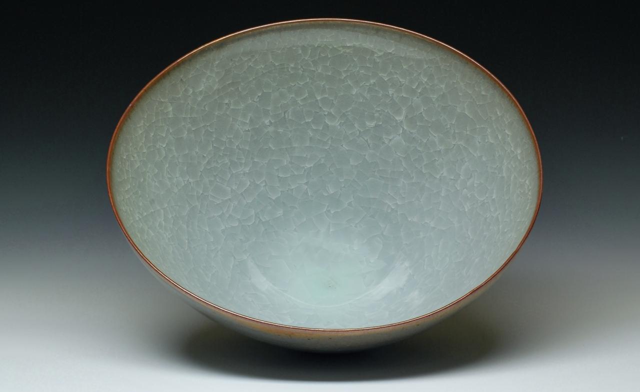 Matt Fiske Large Bowl Interior