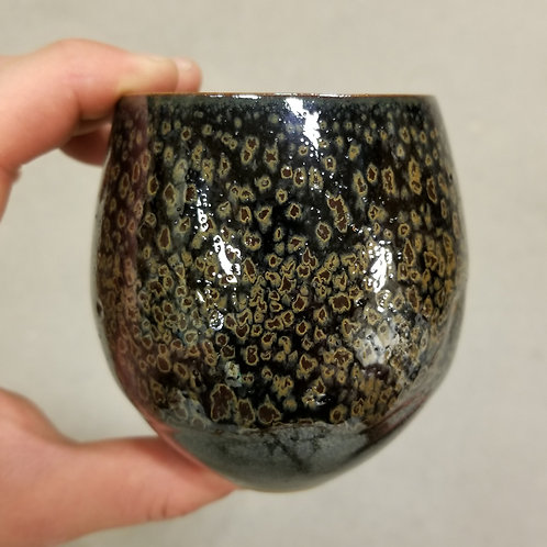 Red Lava Spot Cup