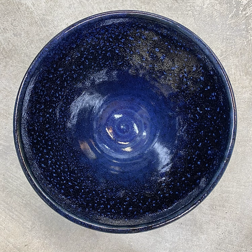 Galactic Blue Bowl