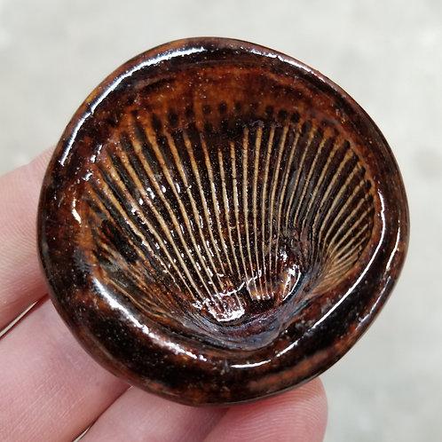 Tenmoku Shell Dish