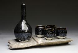 21 Granite Bottle Set
