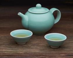 Teapot, Cups