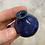 Thumbnail: Galactic Blue Plum Mini Vase