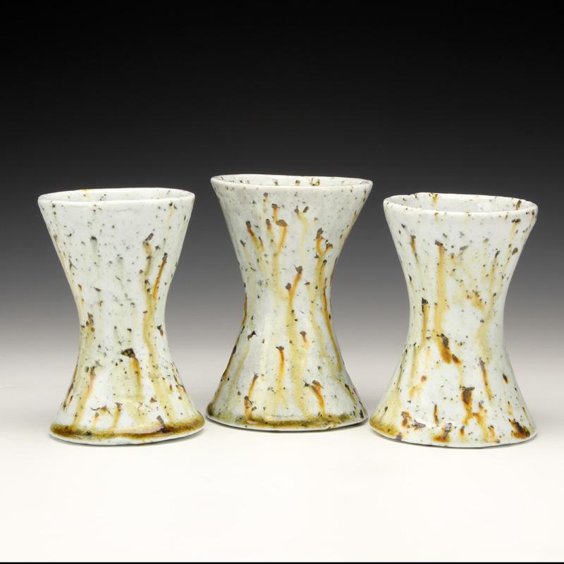 Amphibolite Vases