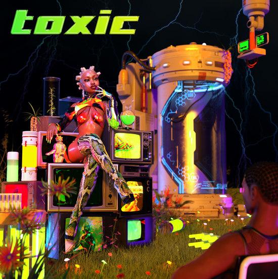 Andrea Valle - Toxic (feat. AJRadico)