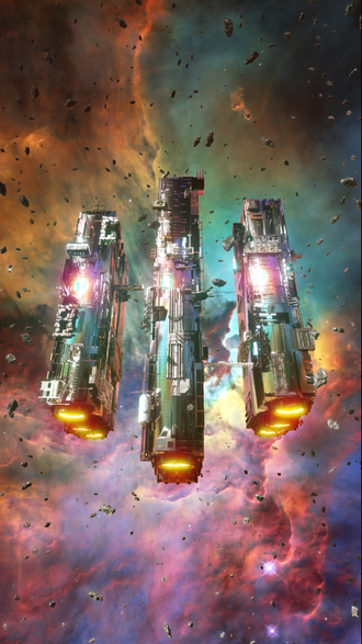 Panic Force Spotify Canvases