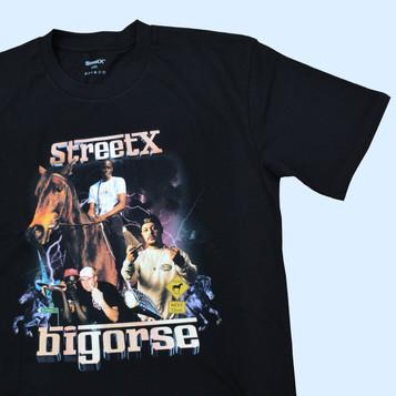 Bigorse x StreetX