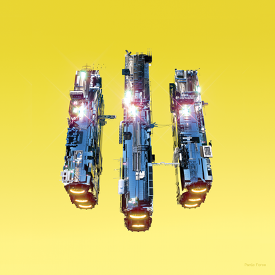 Panic Force - Triple One