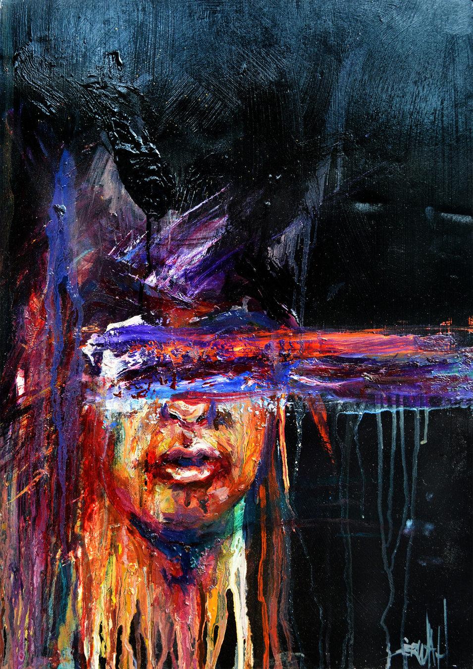"""Self Portrait"" 2014"