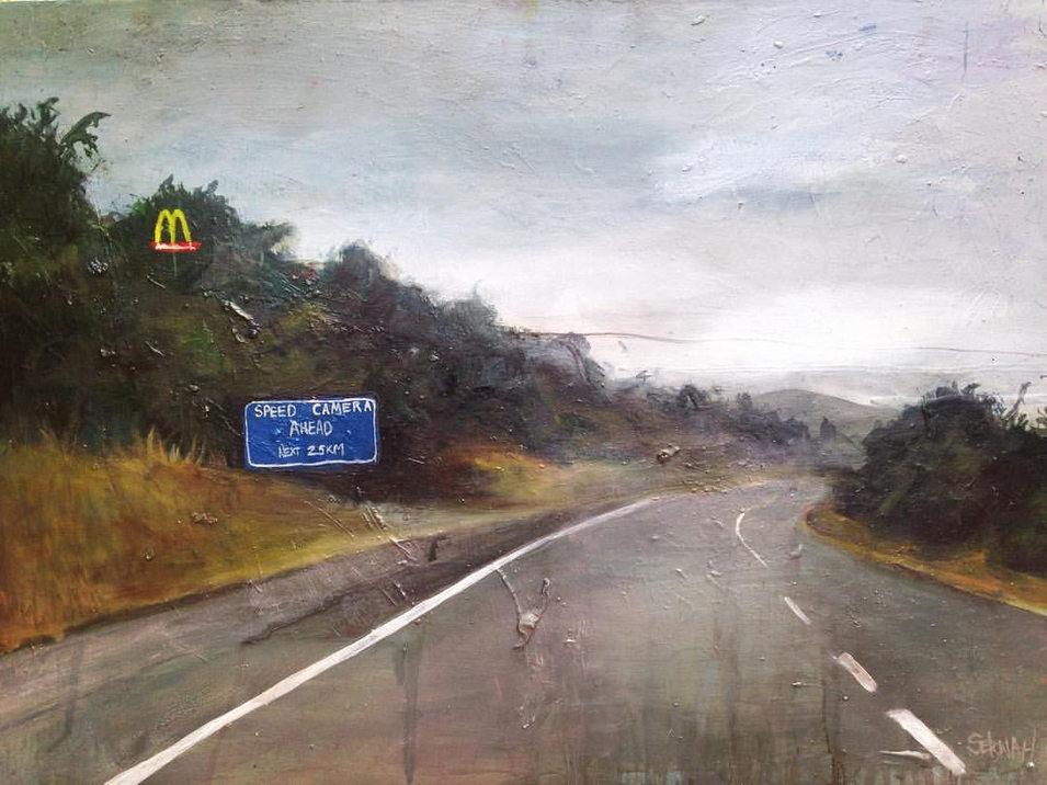 """""""Landscape 1"""" 2016"""