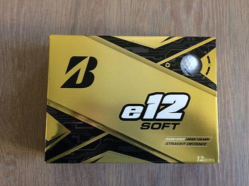Bridgestone e12 - 12 ballen
