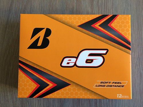Bridgestone e6 - 12 ballen