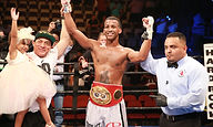 Rances Barthelemy at city boxing club las vegas
