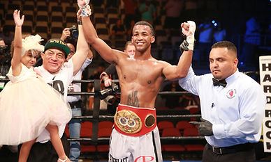Ismael Salas, City Athletic Boxing, Rances Barthelemy