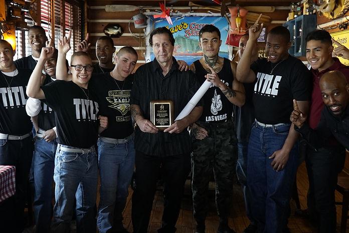 City Best Boxing Program | Jessie Vargas | Steven Carson | Bowe Van Dam | Armin Van Dam |