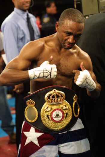 Ismael Salas, City Athletic Boxing, Joel Casamayor