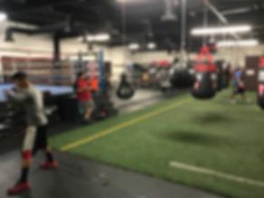 Rene Moreno   Fitness boxing   Las Vegas   City Boxing Club