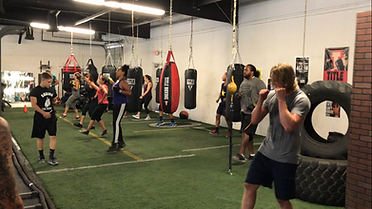 Bootcamp boxing | Las Vegas | City Boxing Club