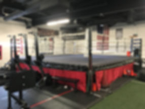 City boxing training bootcamp